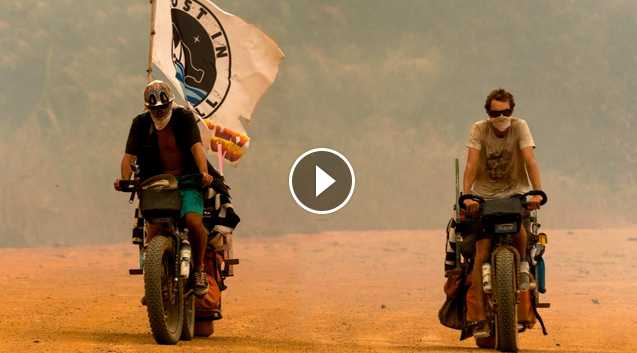 Lost in the swell - Season 3 2 - Episode 4 - Fury road