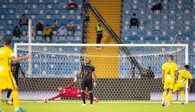 ملخص اهداف مباراة الشباب والحزم (2-0) الدوري السعودي