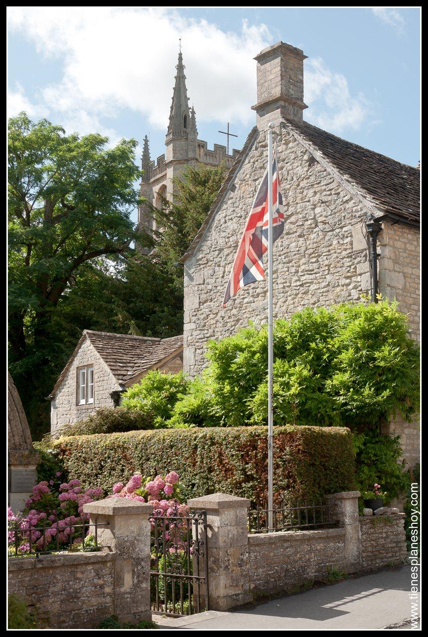 Castle Combe Inglaterra