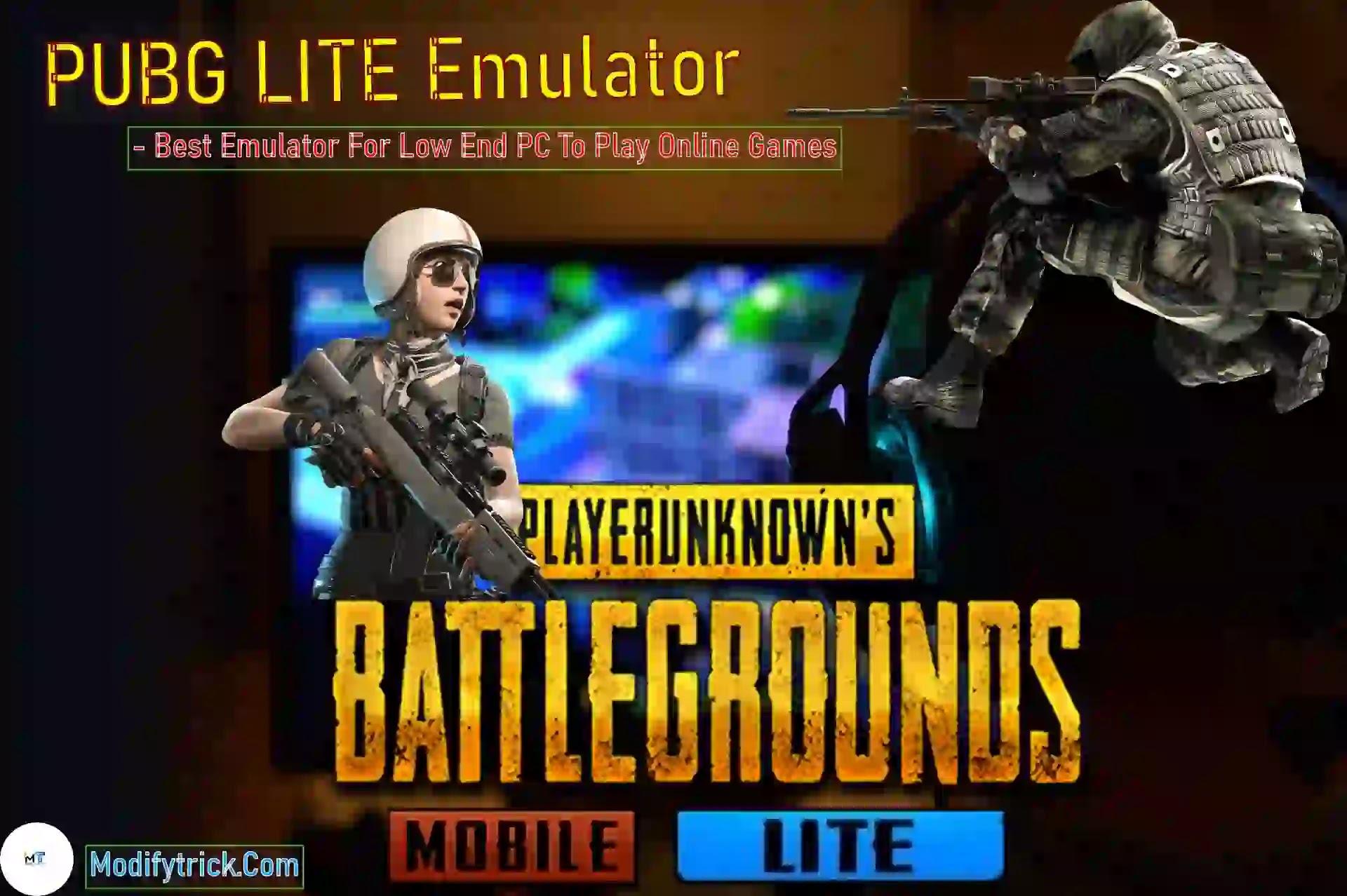 PUBG LITE Emulator