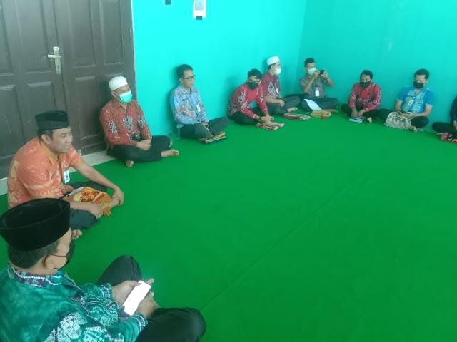 Momentum Ramadhan. Pejabat Diskominfo Tanbu Lakukan Tausyiah Bergiliran