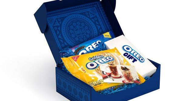 Oreo Quot Cookie Club Quot Box Subscriptions Now Available Through