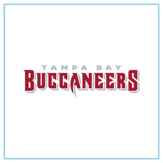 Tampa Bay Buccaneers Wordmark - Free Download File Vector CDR AI EPS PDF PNG SVG
