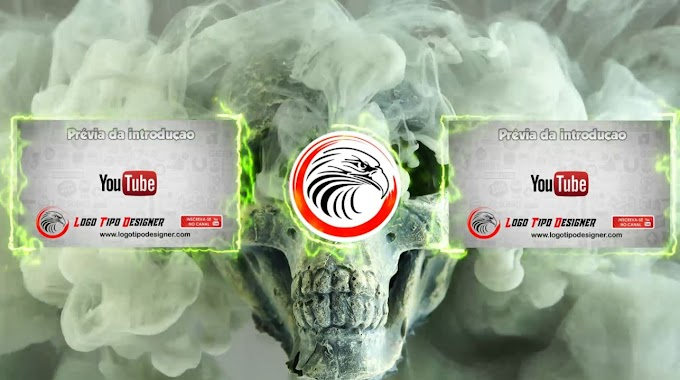 Final de tela #15 youtube fundo Chroma key