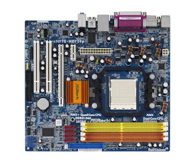Nvidia GeForce 8100 / nForce 730aドライバーのダウンロード
