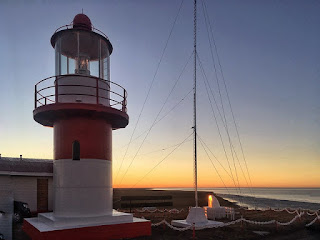 Faro Cabo Espiritu Santo in Chilean Tierra del Fuego
