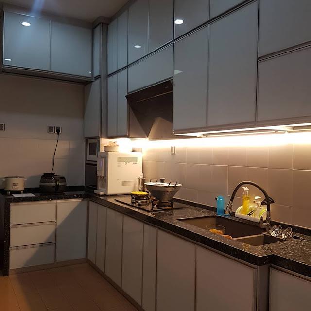 Jasa Kitchenset Apartemen Sidoarjo