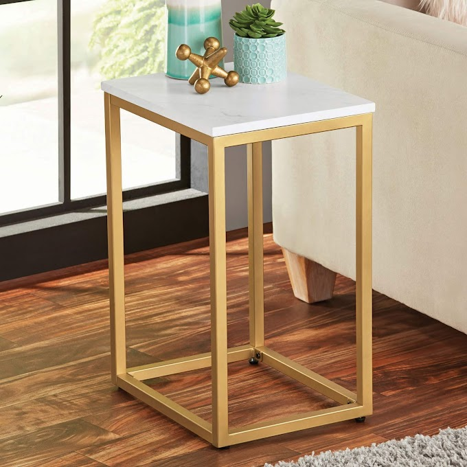 WALMART - Mainstays End Table, Multiple Finishes