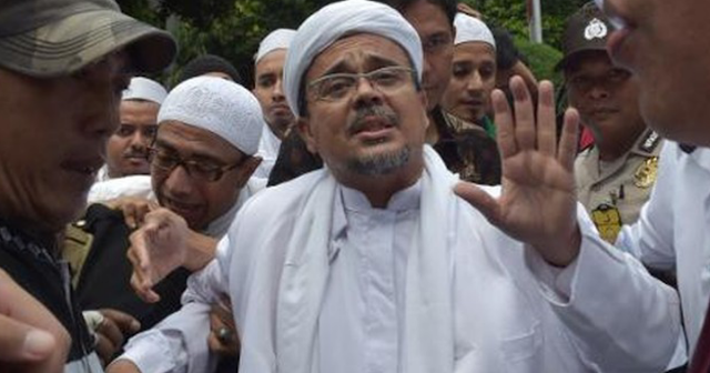 Habib Rizieq Shihab Serahkan Diri Ke Polda Metro Jaya Hari Ini