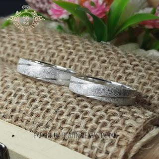 cincin nikah perak