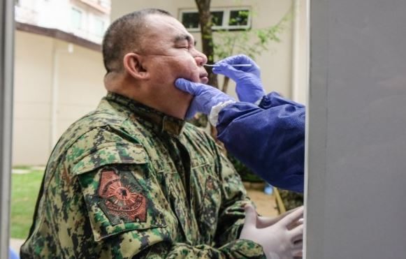 Sinas allegedly vaccinated against COVID-19