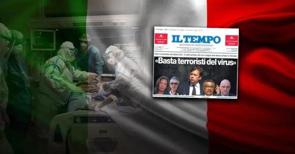 Ιταλός γιατρός: «Σκοτώσαμε ανθρώπους γιατί εφαρμόστηκε λανθασμένη θεραπεία - Ακολουθούσαμε κυβερνητικές εντολές»!
