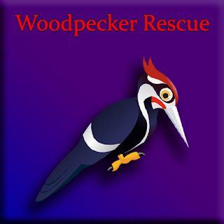 Woodpecker Rescue Walkthrough