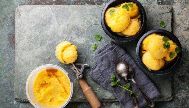 Φτιάξτε Γρήγορα το πιο Μαλακό και Μαστιχωτό Παγωτό που Έχετε Φάει Ποτέ