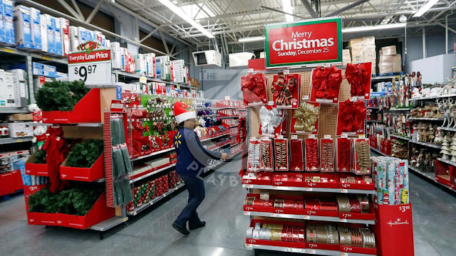 Walmart warns its customers of a shortage of dish soap