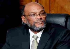 Haiti's government on Tuesday formally appointed Ariel Henry as prime minister