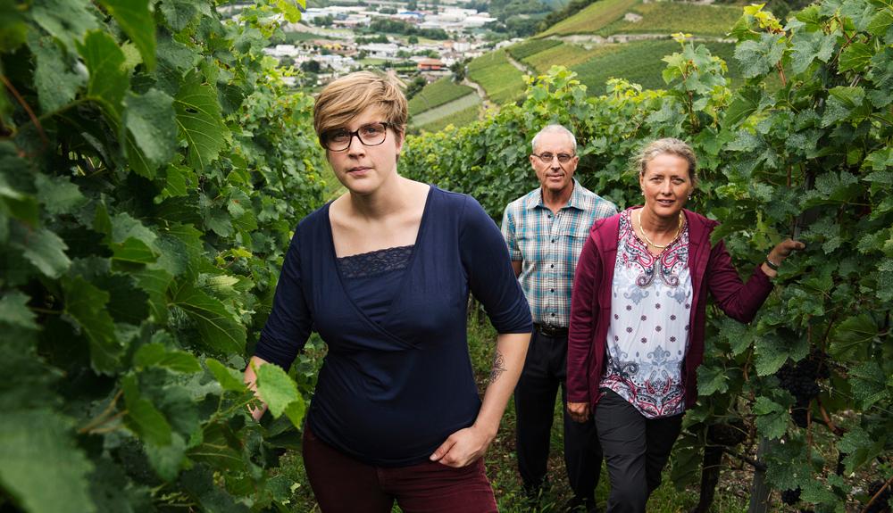 Bioweinpreis 2019: Cave Caloz im siebten Himmel