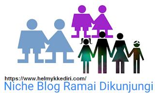 Alasan blogger mengambil niche blog