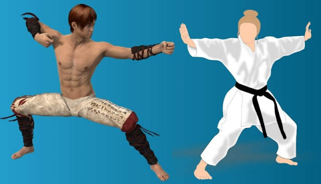 How to learn martial arts at home In hindi, martial arts kaise sikhe