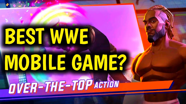 wwe undefeated mobile game online gameplay