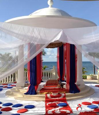 Sikh Wedding Barceló Riviera Maya Palace
