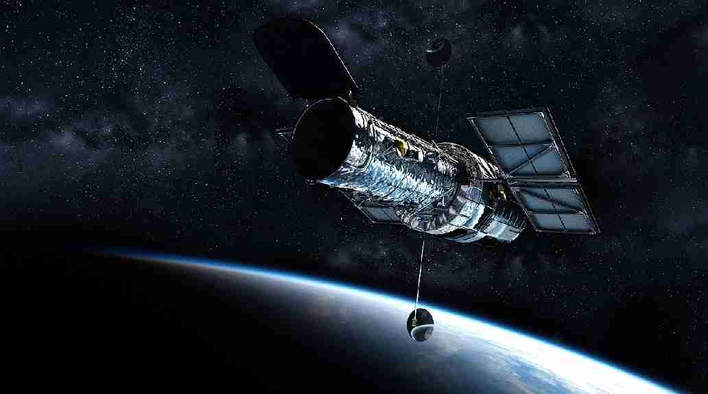 Hubble Space Telescope Journey Of 30 Years