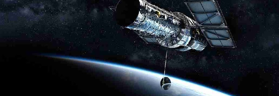 Hubble Space Telescope Operating For 30 Years, But It's Still Very Powerful