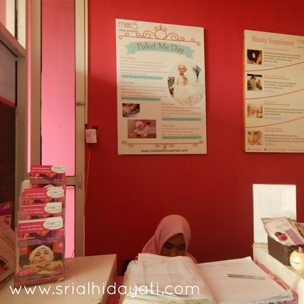 Pengalaman Perawatan Nature Facial Hot Stone Therapy di Moz5 Dago Bandung