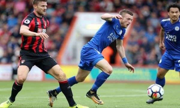 Leicester City vs Bournemouth