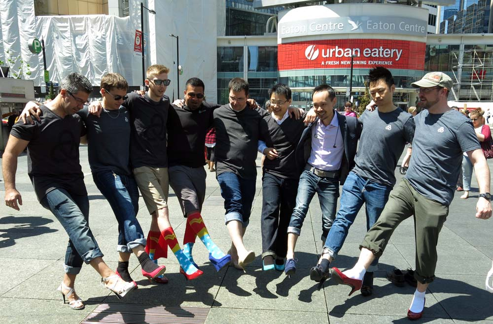Walk A Mile In Her Shoes Highschool