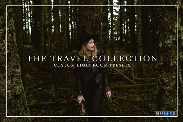 The Travel Collection Preset Pack