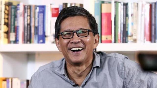 Sindir 100 Hari Jokowi-Maruf, Rocky Gerung Beri Nilai 9, Ini Alasannya