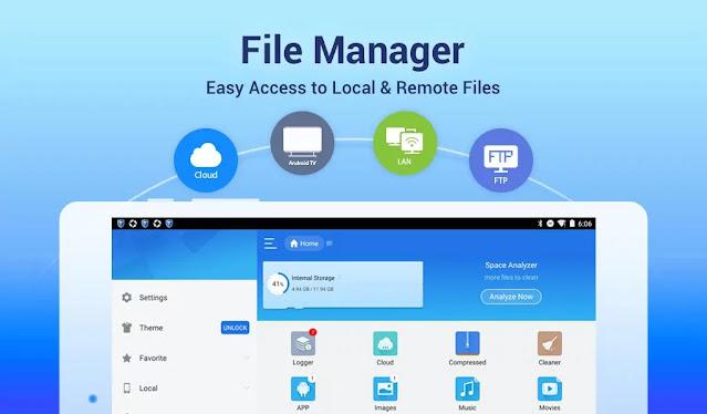 ES File Explorer File Manager Premium v4.2.7.0