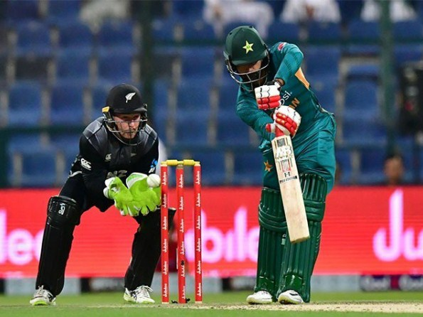 The third one between Pakistan and New Zealand will be played today