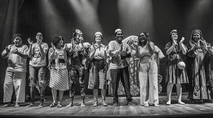 CRIART TEATRAL| Espetáculos no Teatro Municipal celebrarão 20 anos de trajetória em nome da arte