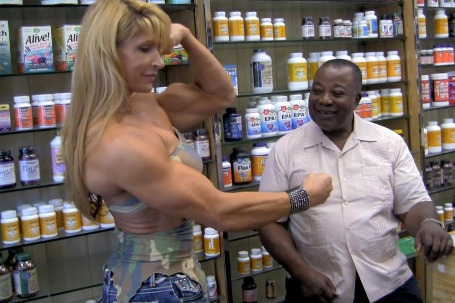 Nikki Fuller Bodybuilder, biographie