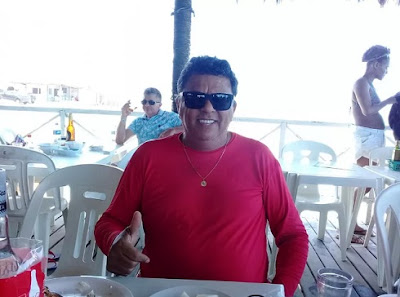 José Ferreira Linhares morreu após passar quatro dias internado com a Covid-19 - Foto: Reprodução/Facebook