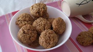galletas cookies receta avena oat coco coconut sencilla saludable fit healthy horno desayuno merienda postre cuca