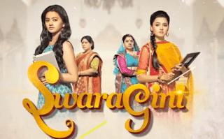 Swaragini Antv Episode 242