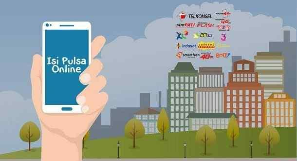 Beli Pulsa Online Telkomsel Lebih Murah di DIGITAL PULSA
