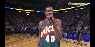 Seattle Supersonics player