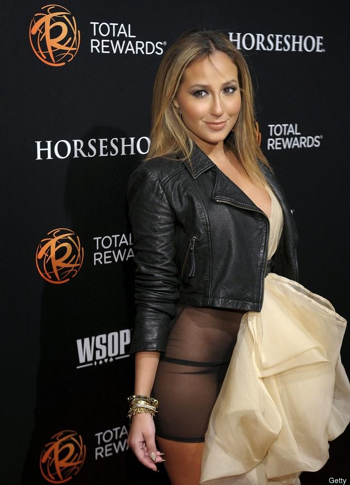 Paris Hilton In Tights