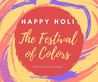 Happy Holi