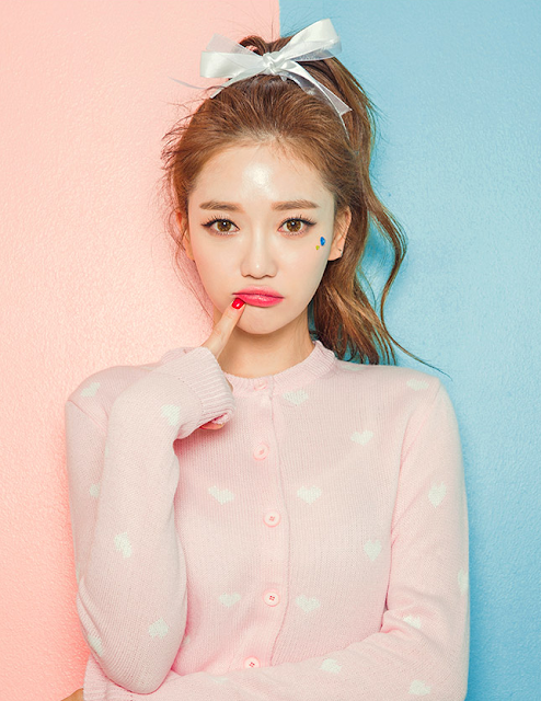 2 Sung Kyung Batch - very cute asian girl-girlcute4u.blogspot.com