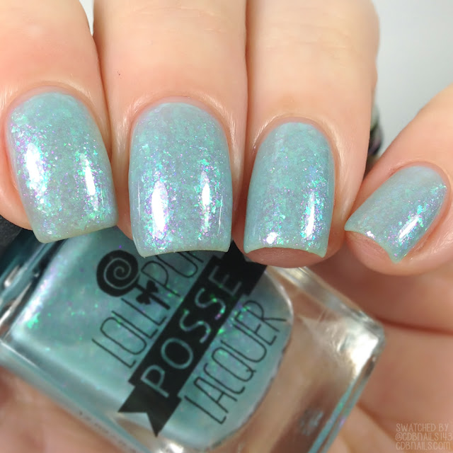 Lollipop Posse Lacquer-Let Me Hold It Lightly