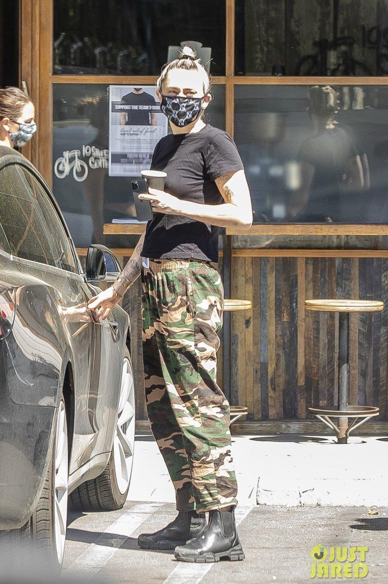 Máscaras como os famosos estão se protegendo da pandemia