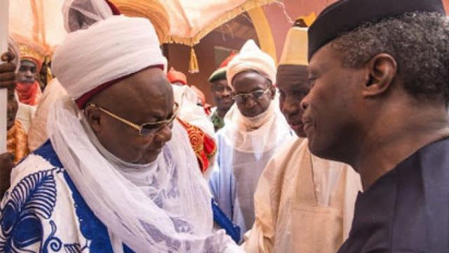 Osinbajo, El-Rufai, Lawan, Abba Kyari, others storm Buhari's hometown