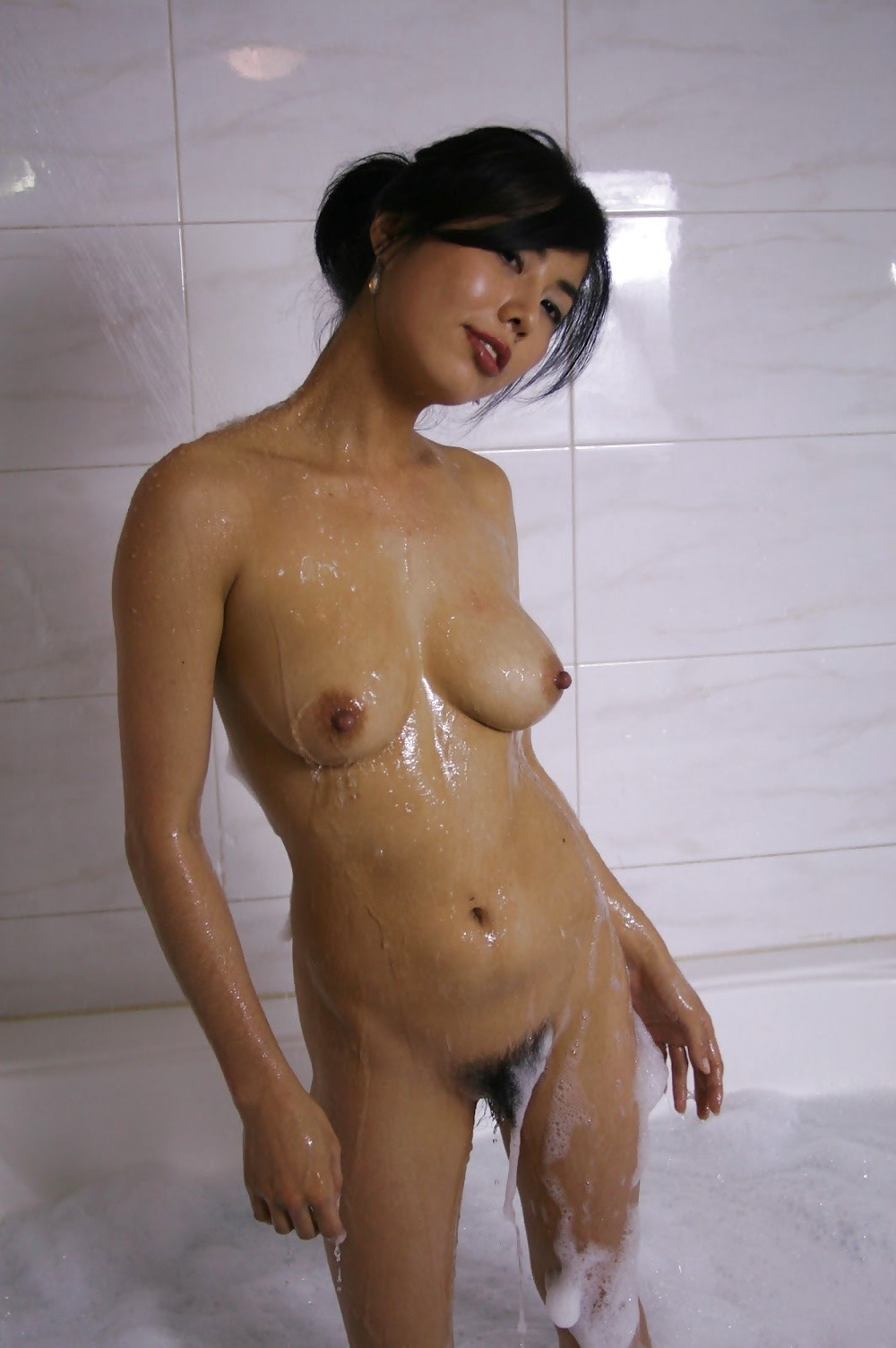 Naked Korean Babe