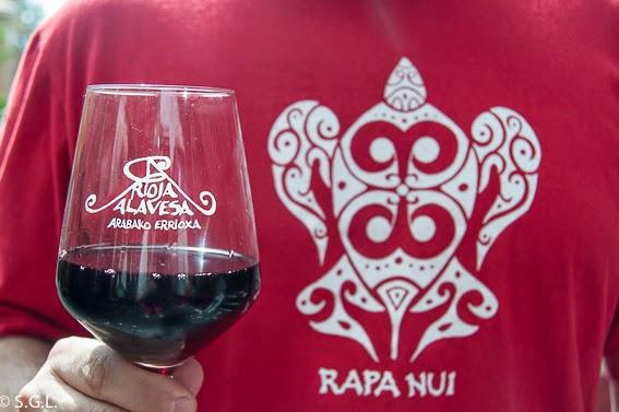 Vino de la Rioja alavesa