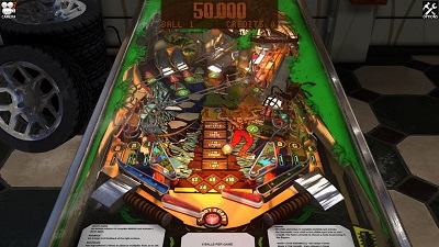 Zaccaria Pinball Gameplay